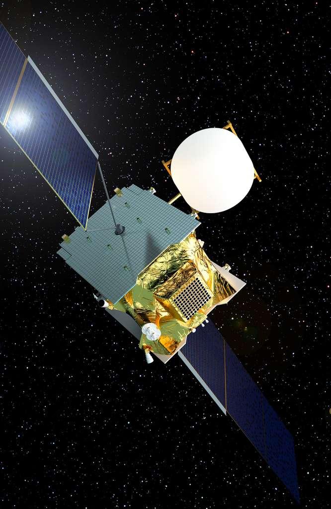 Eutelsat Quantum sera lancé en 2019. © Airbus DS