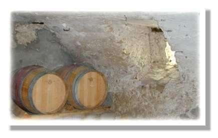 Les fûts sont le plus souvent en bois de chêne.