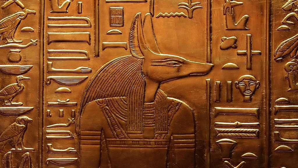 Anubis, le dieu funéraire