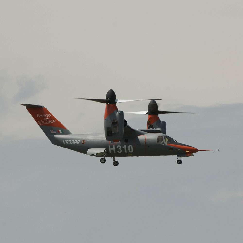 Bell Agusta 609 Tiltrotor