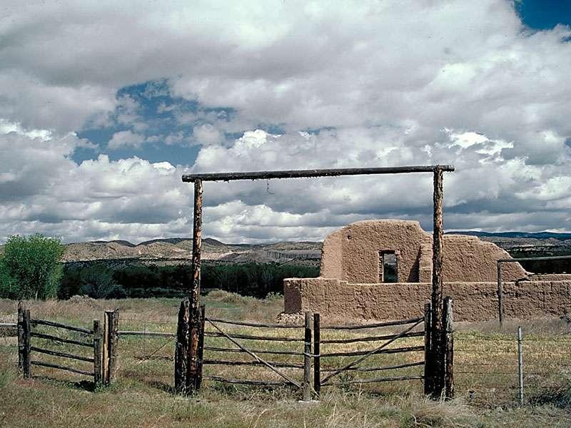 Stratocumulus au Nouveau-Mexique
