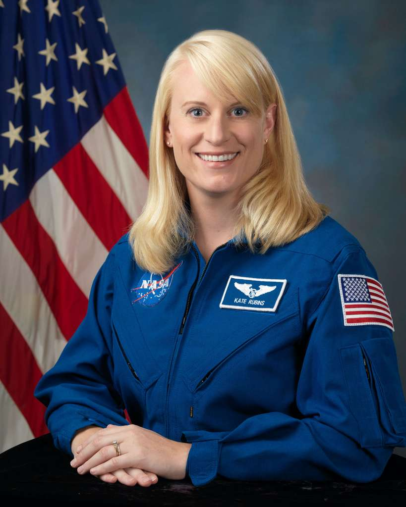 Kate Rubins © Nasa