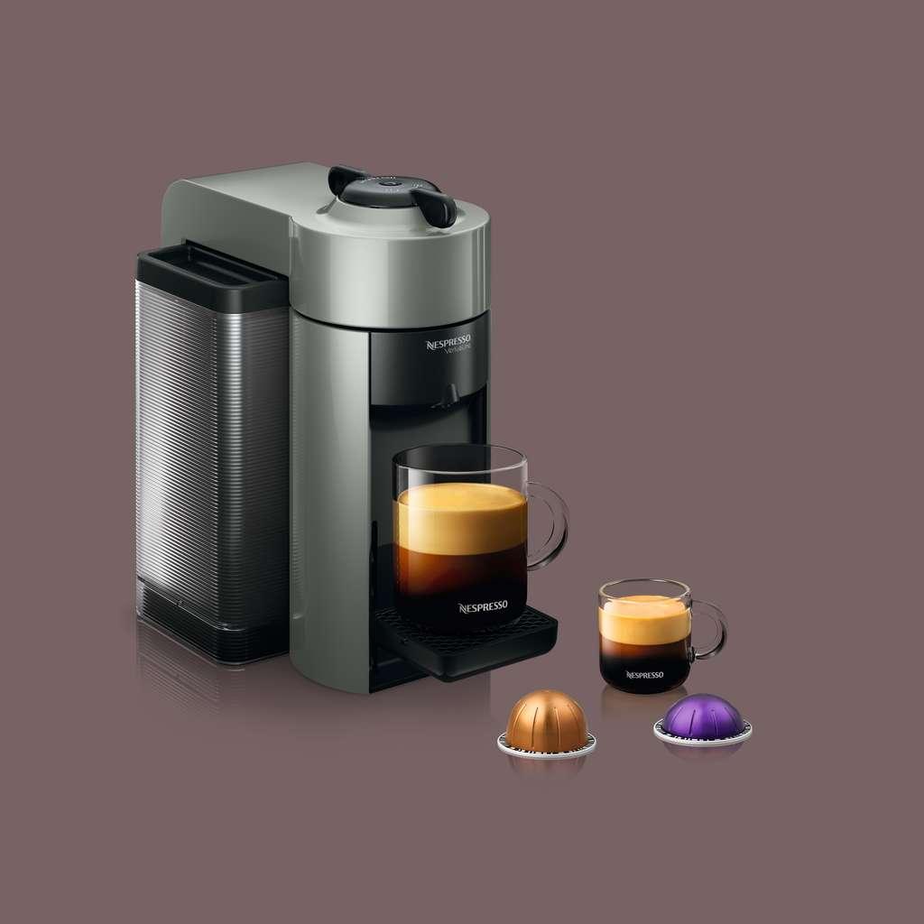 La machine à café Nespresso a lancé la mode des dosettes en tout genre. © Nespresso