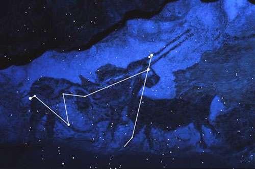 Licorne dans la grotte de Lascaux II
