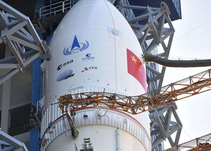 L'ESA, le Cnes, et les agences spatiales argentine (Conae) et autrichienne (FFG) ont apporté leur soutien au lancement de la mission Tianwen-1. © CNSA