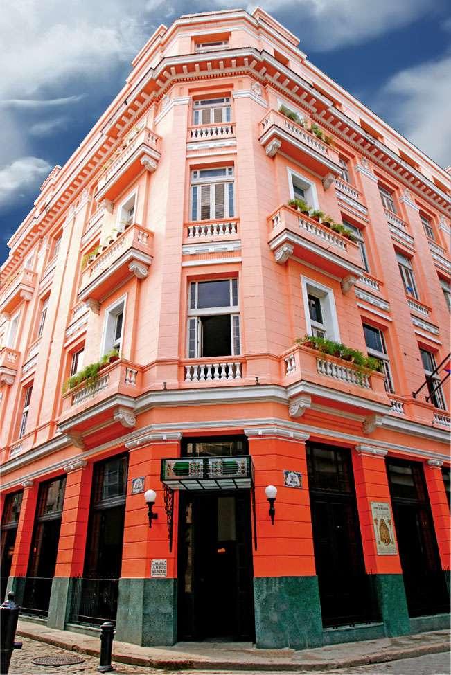 Hôtel Ambos Mundos. © Antoine, DR