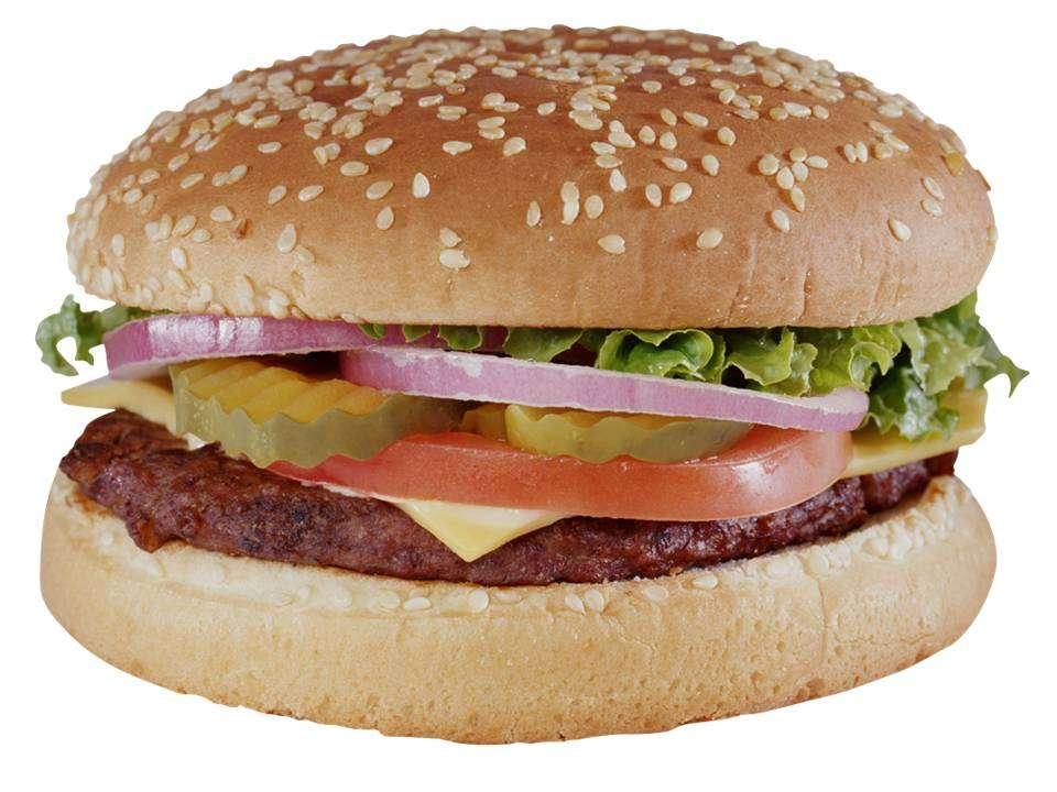 Pour les jeunes en particulier, les fast-food sont plus faciles d'accès que les fruits et légumes. © FreeFoto, CC by-nc-nd 3.0