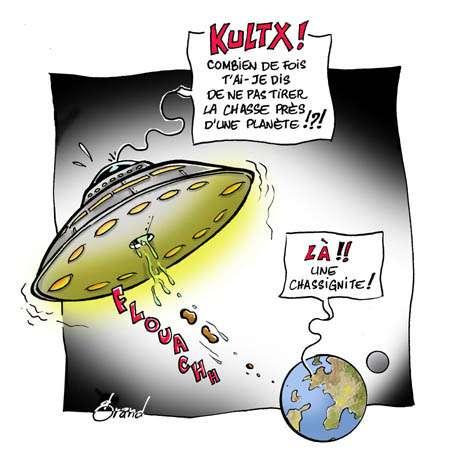 Météorites martiennes : Diderot, le compagnon de la Chassignite