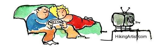 Une fois mariés, les couples font moins de sport et mangent plus. Des habitudes plus dures à changer quand elles sont prises jeunes. © Frits Ahlefeldt-Laurvig, Flickr, cc by nd 2.0