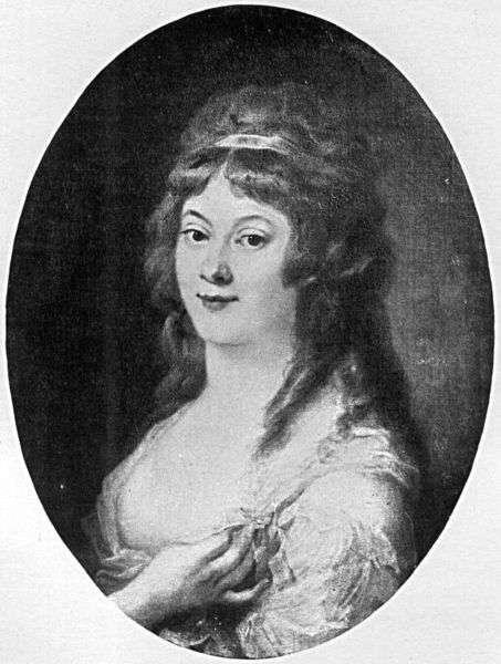 Portrait de madame Roland, égérie du parti politique des Girondins pendant la révolution française de 1789. © Wikimedia Commons, domaine public