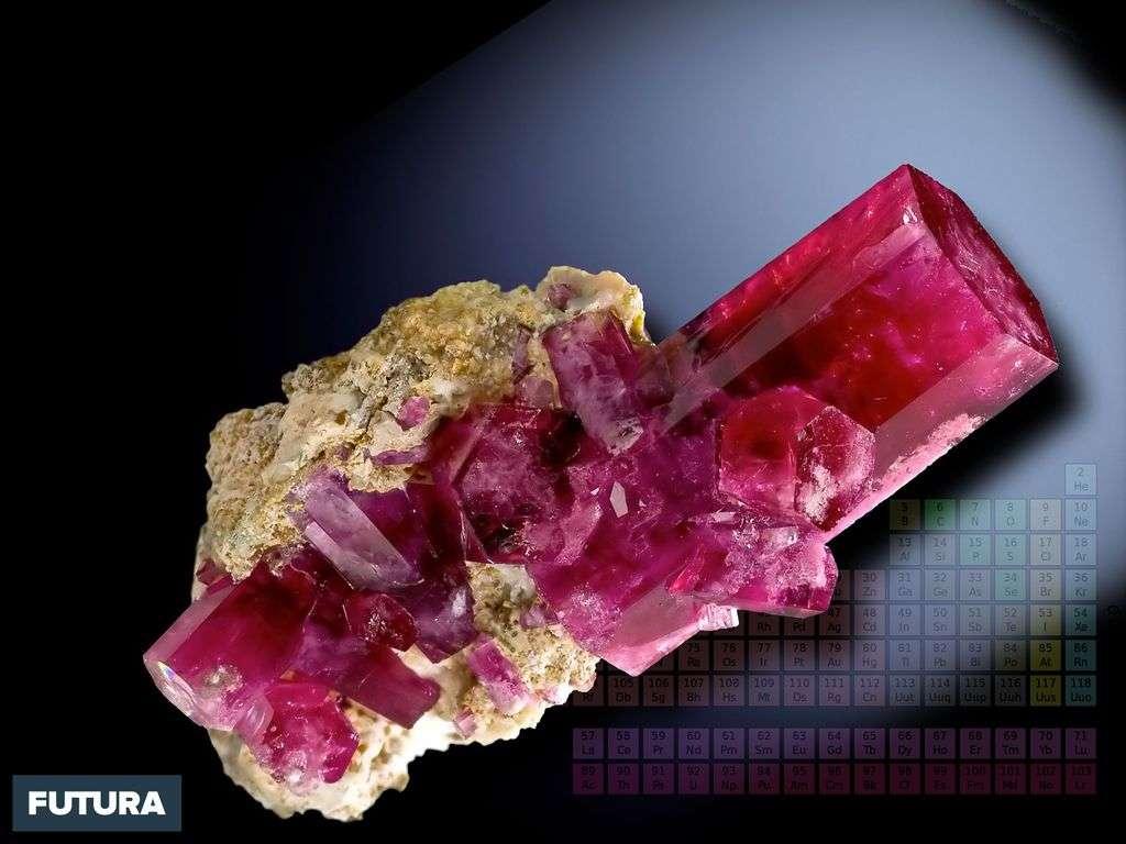 Antimony - Beryl