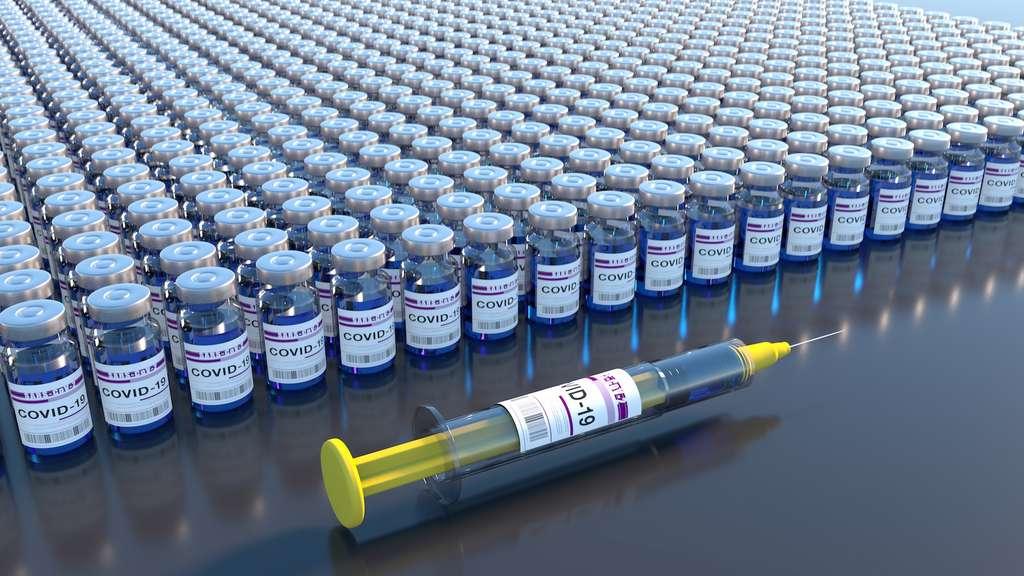 Il faudra attendre un seuil de 60 à 70 % de personnes vaccinées pour un retour à une vie normale. © brainwashed 4 you, Adobe Stock