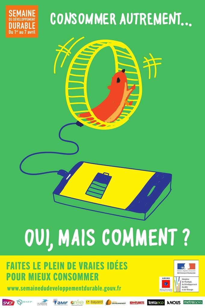Différentes manifestations organisées partout en France permettront à chacun de comprendre comment faire pour consommer plus durablement. © Ministère de l'Écologie, du Développement durable et de l'Énergie, 2014