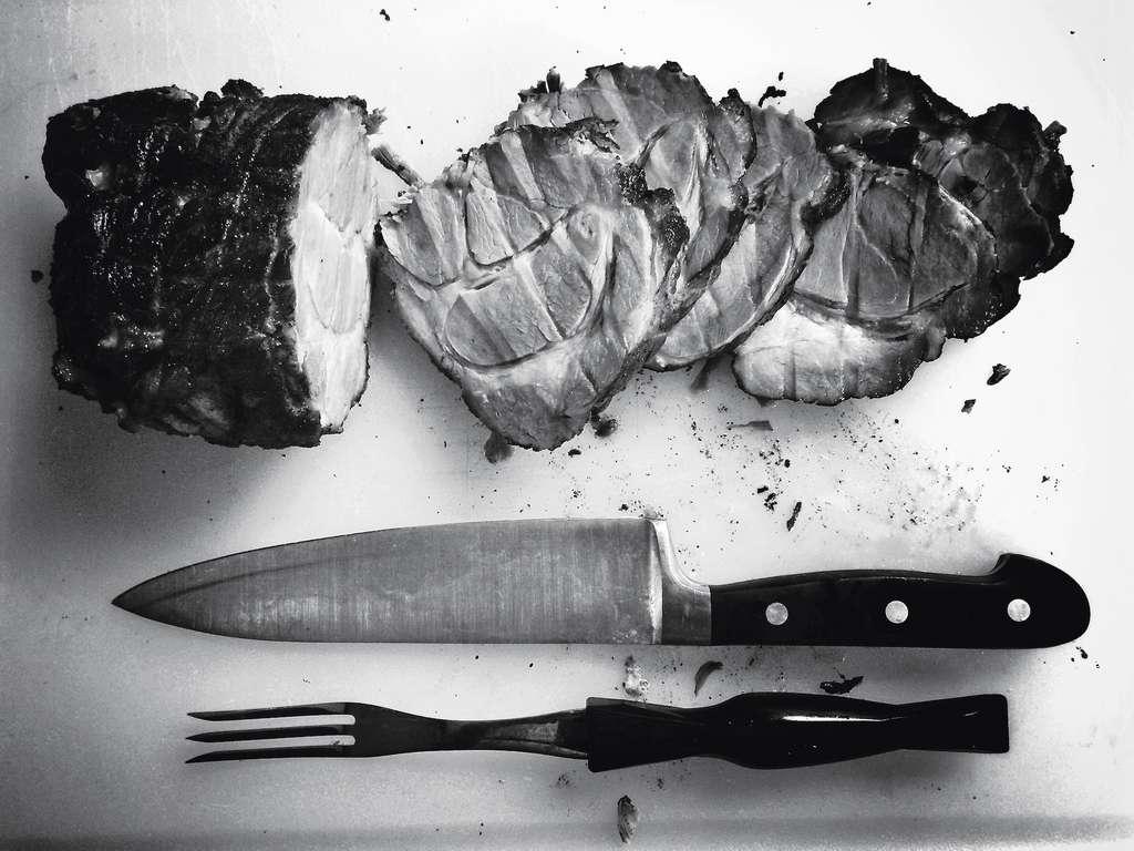 Le régime paléo trop riche en viande rouge est néfaste pour la santé. © Benjamin Faust, Unsplash