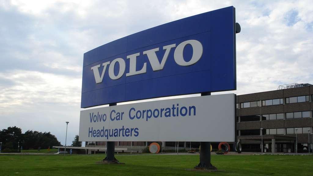 Volvo a lancé à l'automne une campagne publicitaire vantant des équipements purificateurs d'air. © Christopher Persson, Wikimedia Commons, DP