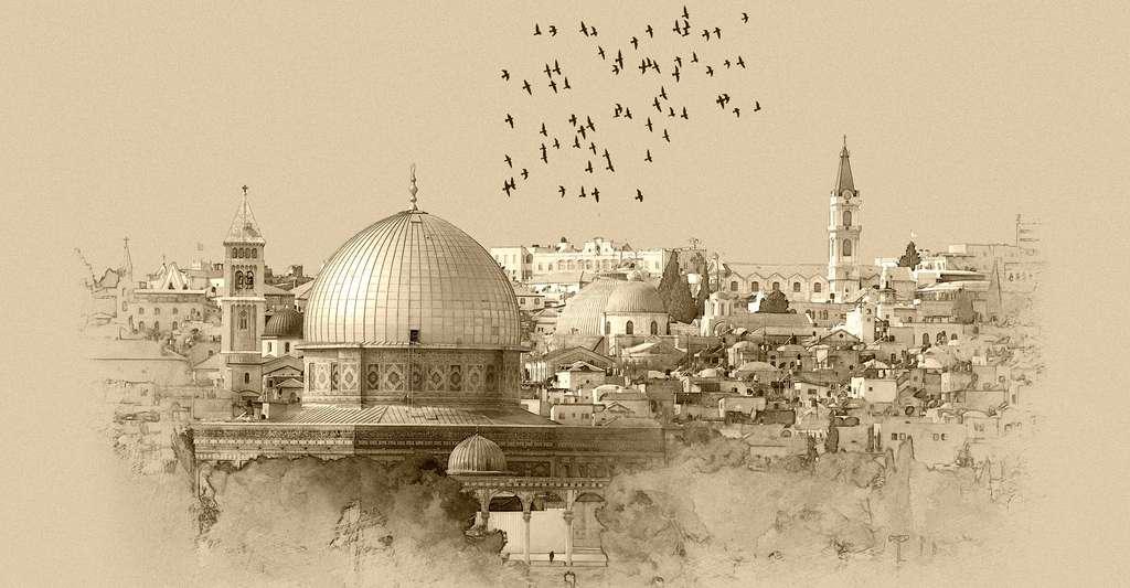 Le calendrier juif, ou hébraïque, est lunisolaire. Il comprend des années solaires, des mois lunaires et des semaines de 7 jours qui commencent le dimanche et prennent fin le samedi, jour du Shabbat. © Old Landscape, Shutterstock