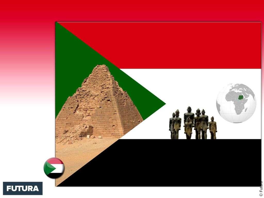 Drapeau : Soudan