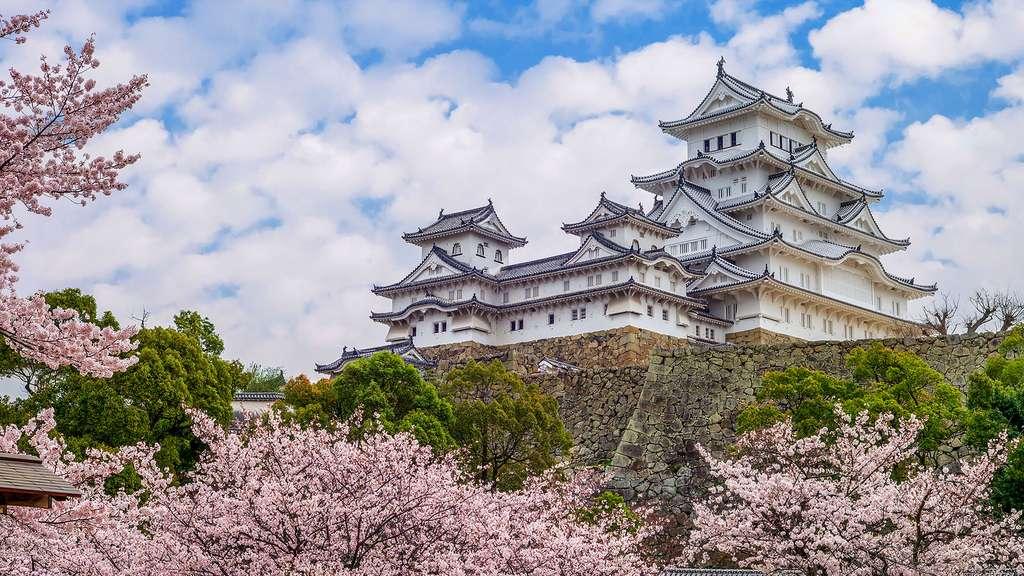 Le château d'Himeji, un trésor médiéval