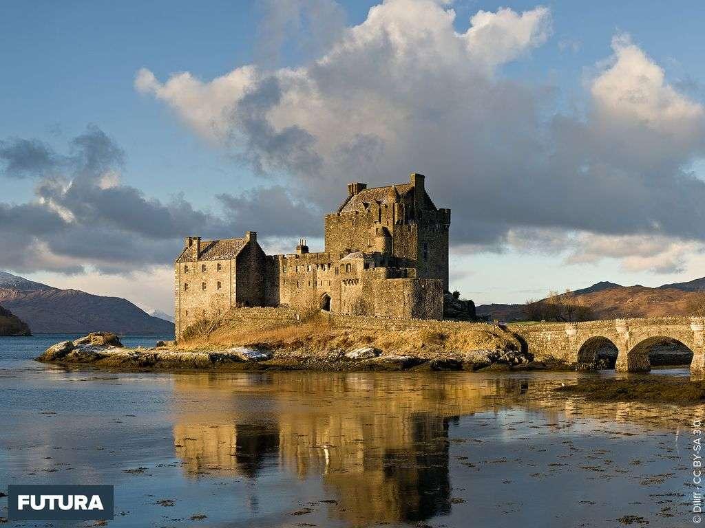 Le château d'Eilean Donan - Écosse