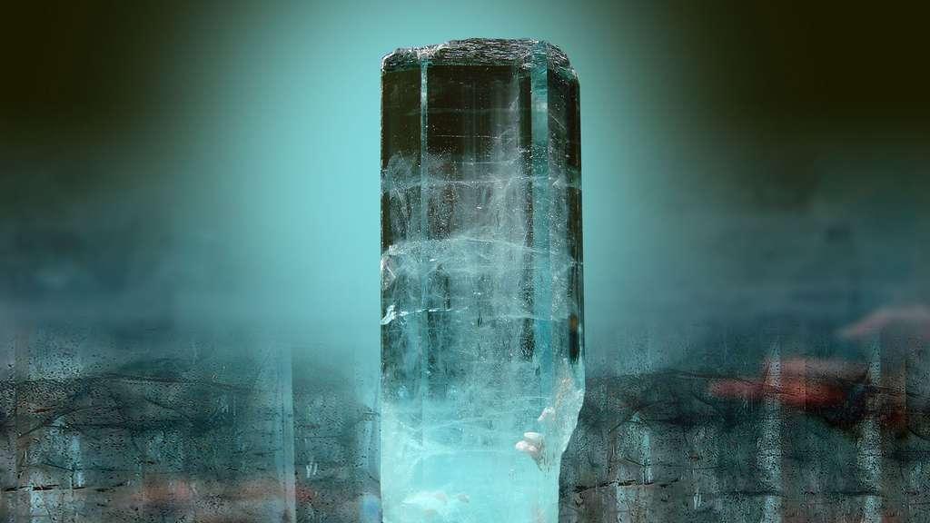 L'aigue-marine, une pierre fine aux couleurs de la mer