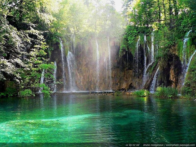 Les lacs de Plitvice, merveilles croates