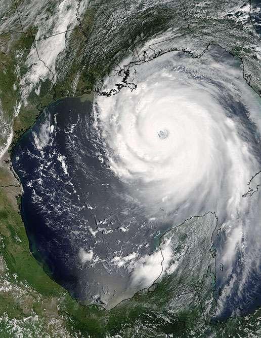 L'ouragan Katrina