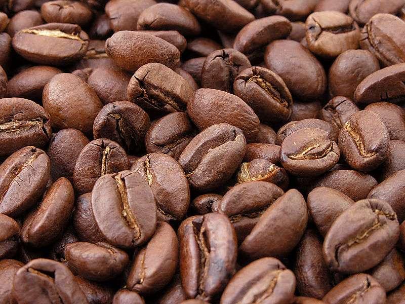 Les substances du café impliquées dans la réduction des risques d'AVC restent encore mystérieuses. © MarkSweep, domaine public