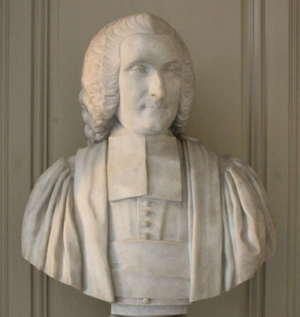 Buste d'Antoine Gabriel de Sartine, par Jean-Baptiste Defernex en 1767. Petit appartement du roi, château de Versailles. © Wikimedia Commons, domaine public