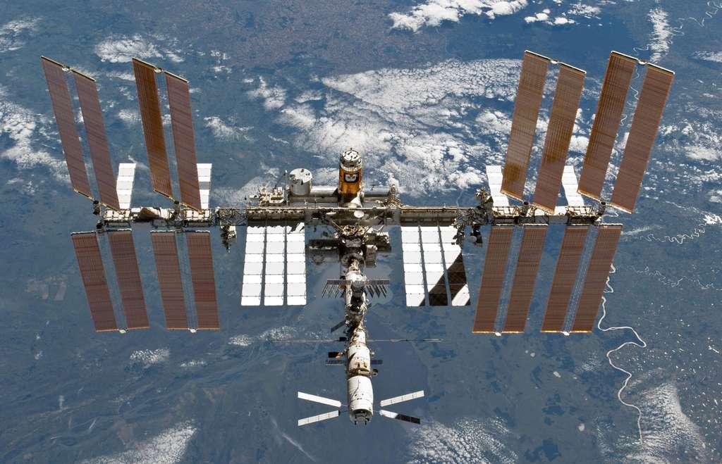 L'ATV Johanes Kepler rejoint l'ISS en févier 2011