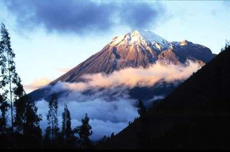 Equateur : Volcan Tungurahua
