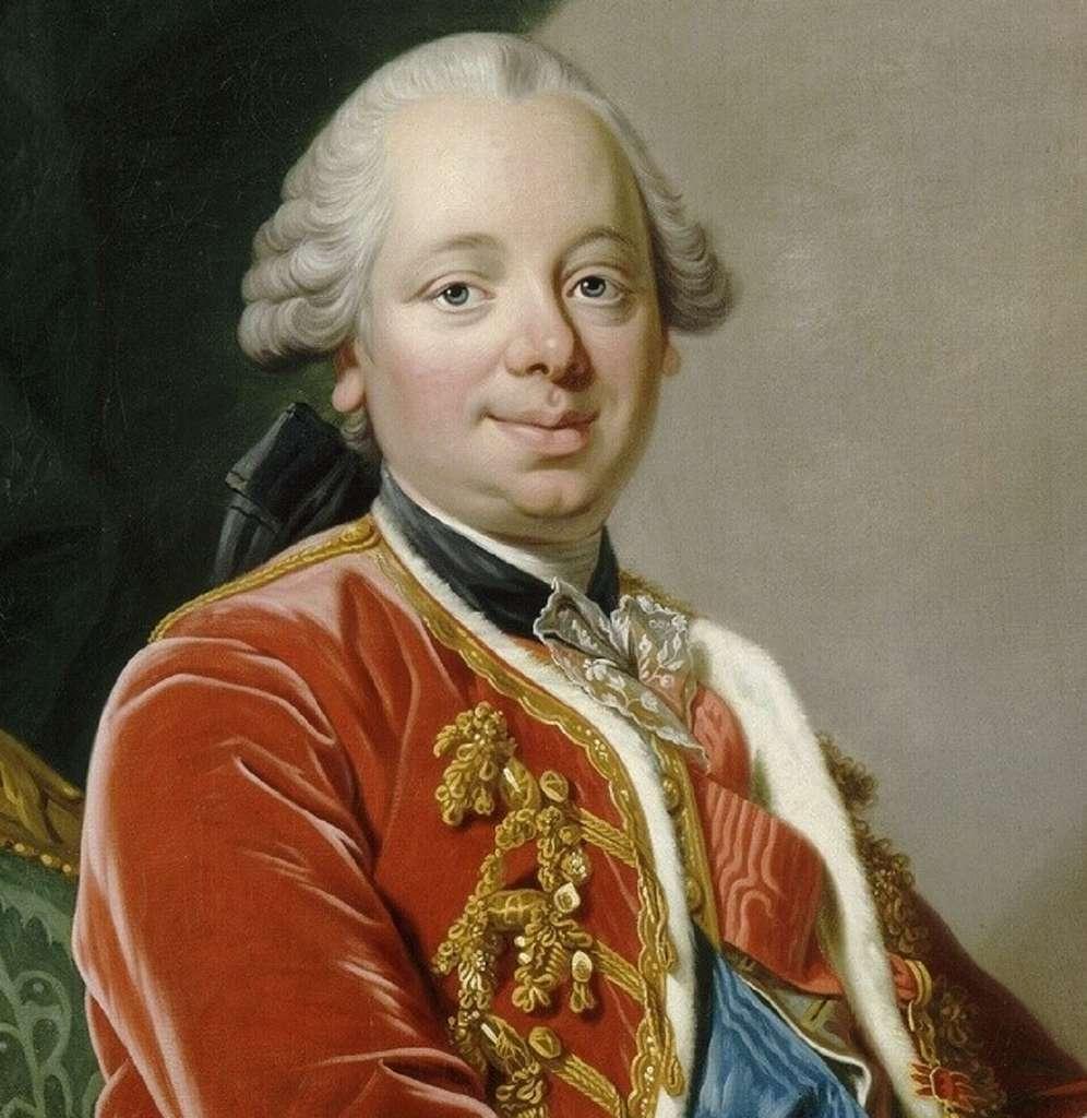 Étienne-François de Choiseul, par Louis-Michel Van Loo, vers 1764. © Château de Versailles, Wikimedia Commons, domaine public