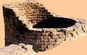 Un puits sur le site de Lothal