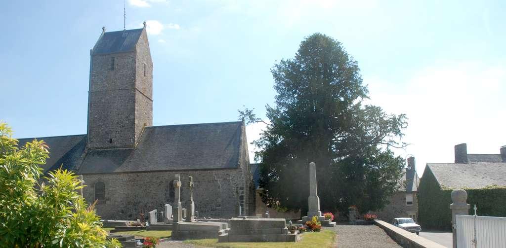 L'if de Saint-Ursin a été planté par les Celtes, il y a 1.000 ans. © WiPe, MonumentalTrees.com