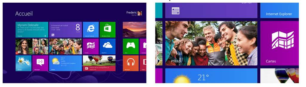 Comment procéder à l'installation de Windows 8 ? © Microsoft