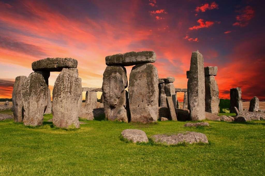 Stonehenge Grande Bretagne. © TheDigitalArtist, Pixabay, DP