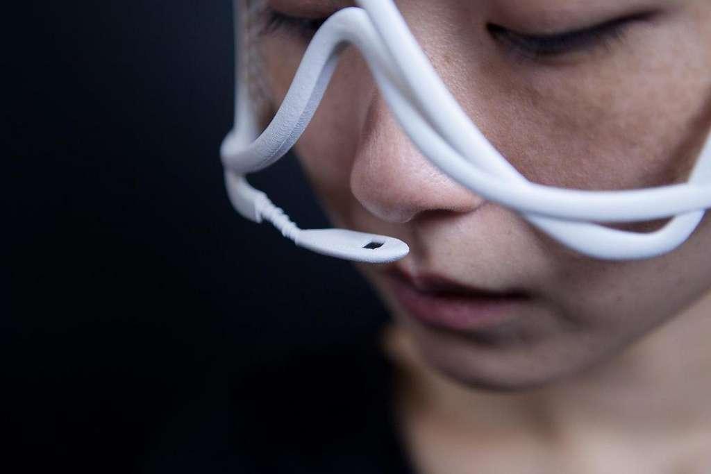 Le masque psychoacoustique créé par Xin Liu du MIT. © Xin Liu, Hongxin Zhang