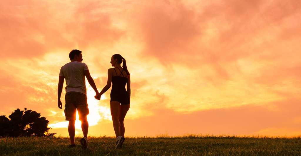 Le secret des couples heureux. © KieferPix, Shutterstock