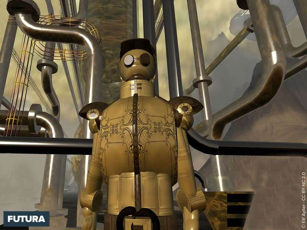 Robot du futur