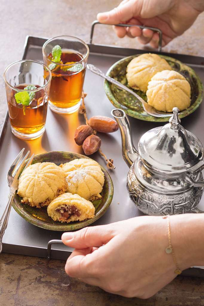 Biscuits aux dattes - Makroud © Catherine Madani