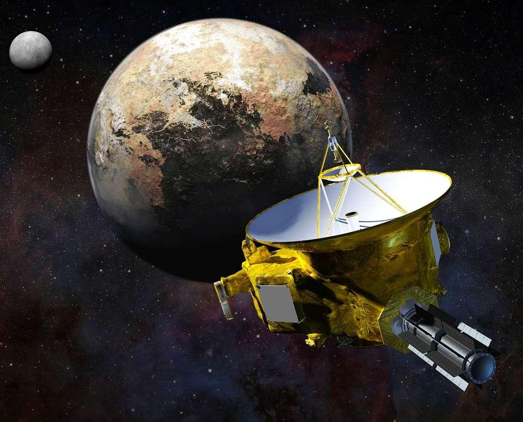 New Horizons dévoile Pluton