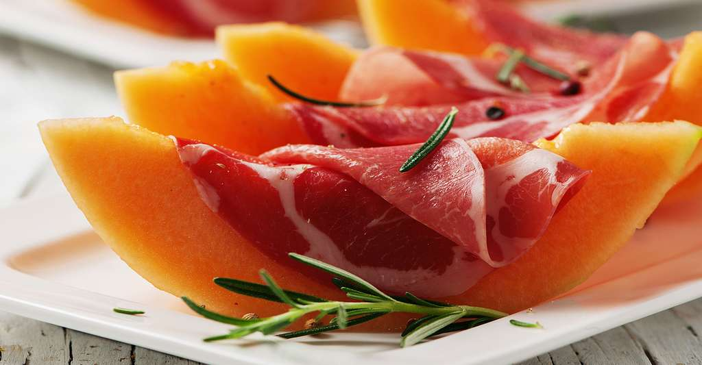 Découvrez des recettes avec du melon. © Oxana Denezhkina, Shutterstock