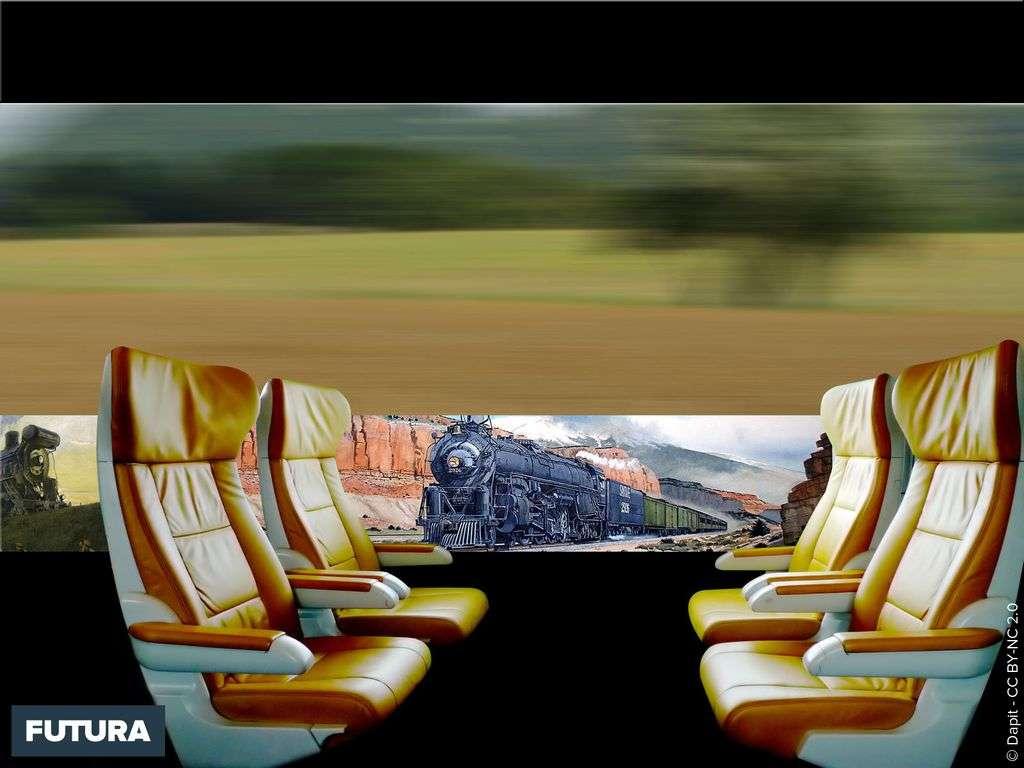Wagon première classe