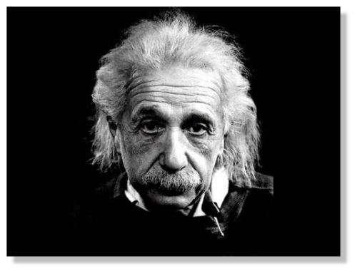 Einstein. © DR