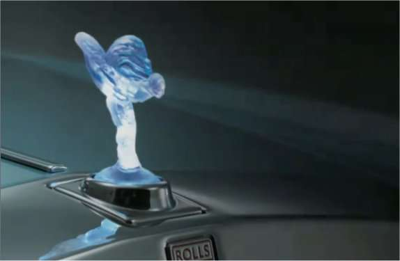 Rolls-Royce n'a dévoilé que quelques informations et publié des images de synthèse. © Rolls-Royce