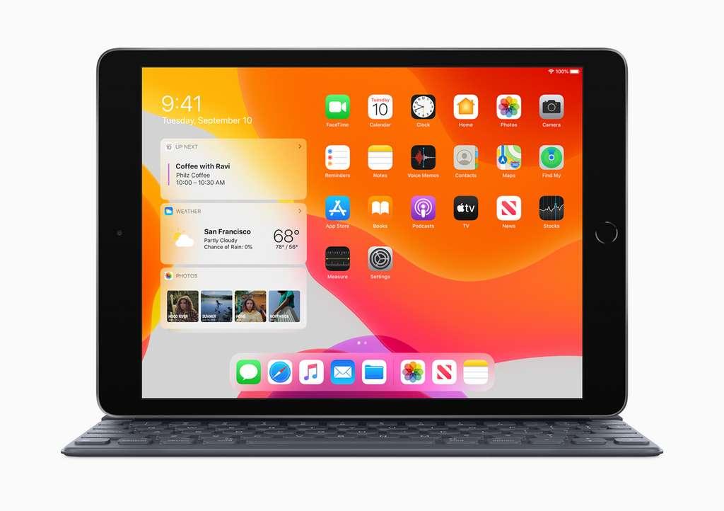 L'iPad. © Apple