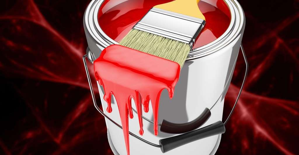 Peinture mate, satinée ou brillante ? © Midascode, Pixabay, DP
