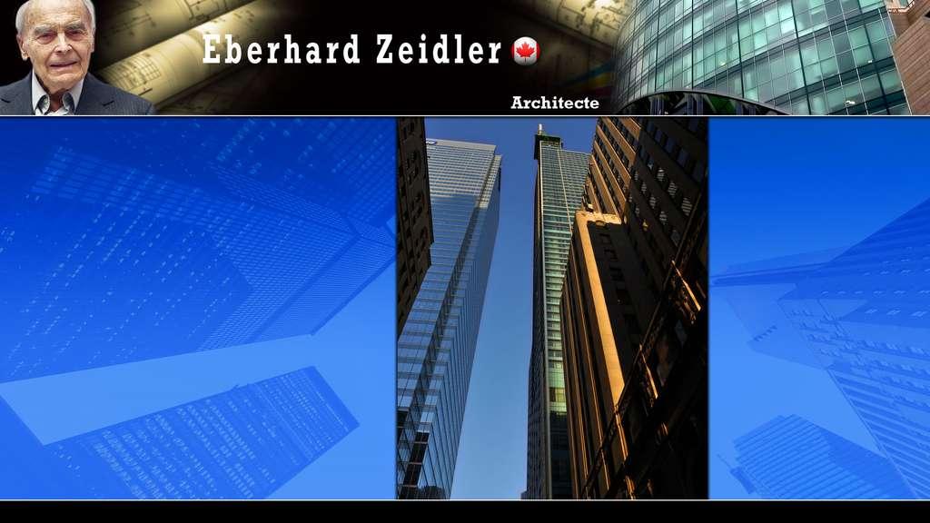 La Trump International Hotel and Tower de Toronto, par Eberhard Zeidler