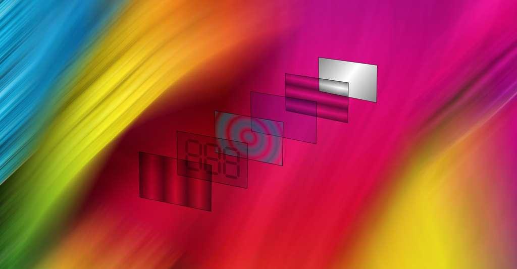 La fabrication des écrans LCD. © Ed g2s, domaine public