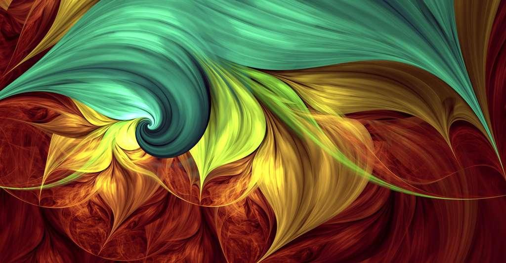 L'art fractal et le design