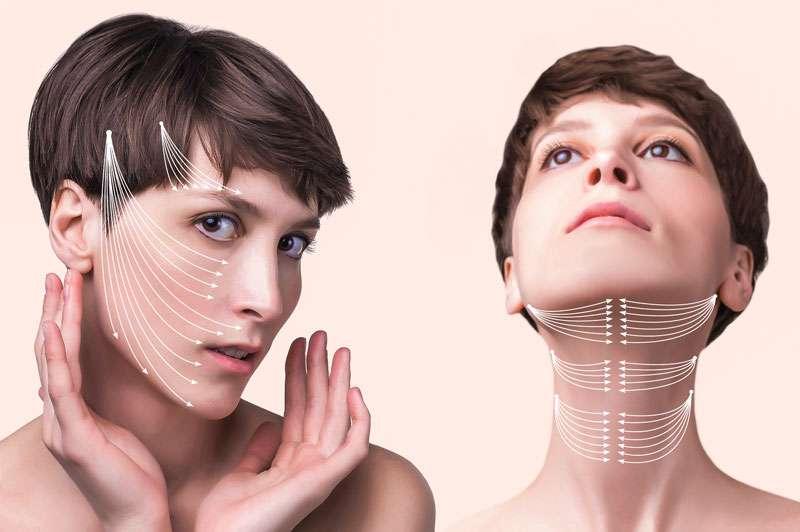Améliorer l'aspect du cou requiert le plus souvent un passage par la case chirurgie. © Solarisys, Fotolia